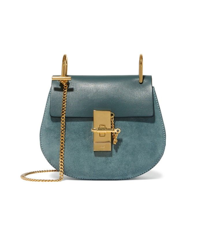 Chloe on Pinterest | Shoulder Bags, Saddle Bags and Leather ...