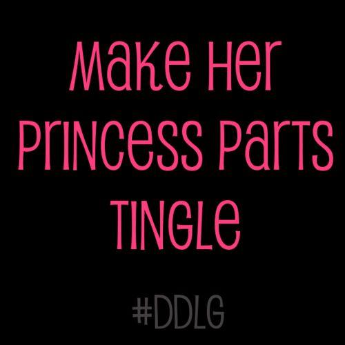 Make Her Princess Parts Tingle..