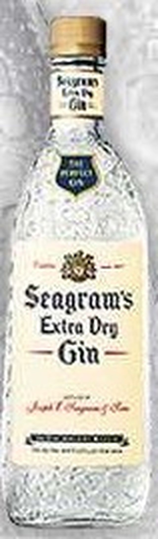 5 of the Best Brands of Gin for $10: Seagram's Extra Dry Gin