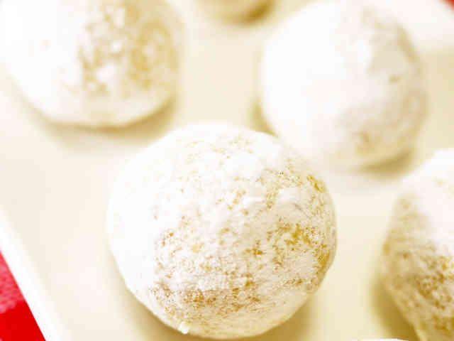 糖質オフおからスノーボール