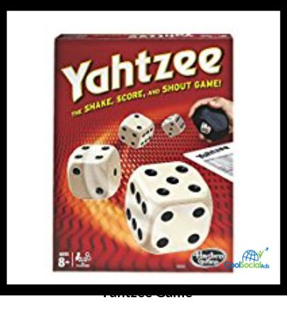 Yahtzee Game for more details visit http://coolsocialads.com/yahtzee-game-61032