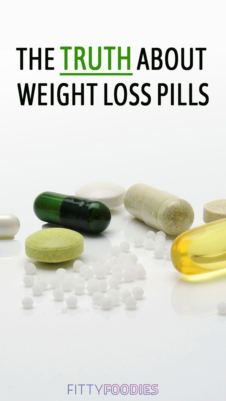 The Truth About Weight Loss Pills For Women