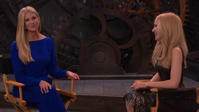 EXCLUSIVE: Watch Nancy O'Dell Guest Star on Disney Channel's 'Liv and Maddie!'