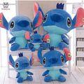 BOLAFYNIA Enfants bébé jouet Point De Lilo & Stitch peluche jouet poupée d'anniversaire cadeau De Noël En Peluche jouet