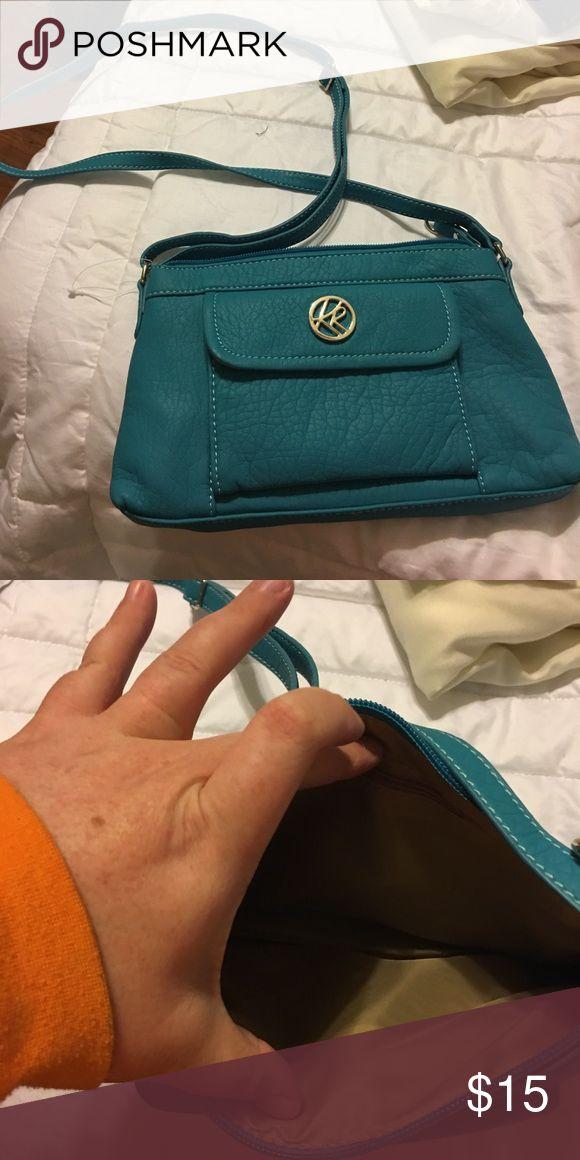 Teal purse Teal purse Kim Rogers Bags Crossbody Bags