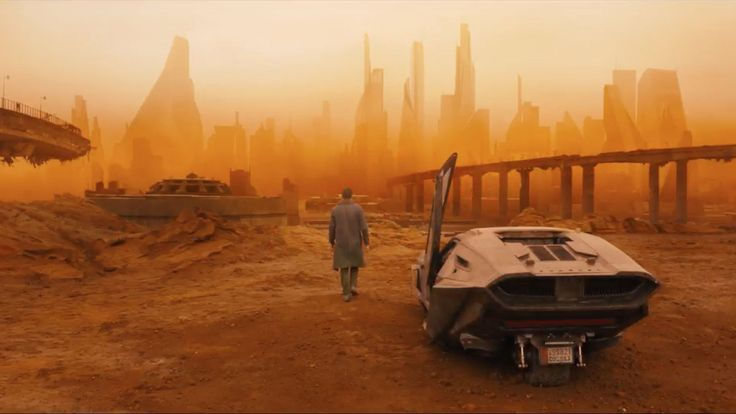 ** BLADE RUNNER 2049 TRAILER **   The original Blade Runner was a beautifully dark look at the possible future relationships between humans and robots. It took place in 2019 where ...