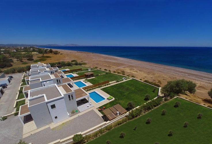 Rhodes Beach Villas