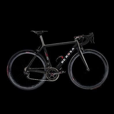 ::: De Rosa ::: King RS #grigio #bike #derosa