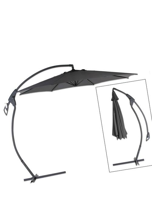 #Parasol de metal para la #terraza o el #jardín de Casa Selección.