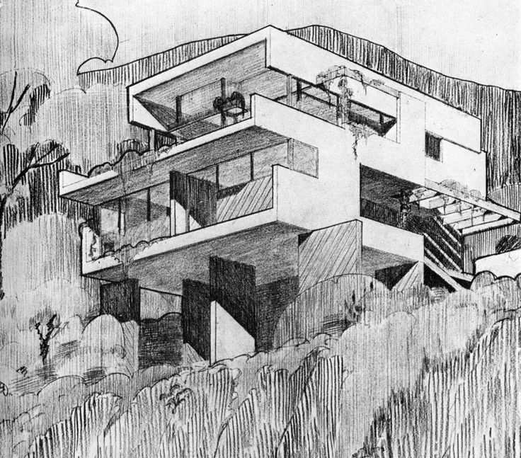 Architect Buildings Sketches 95 best images about drawing on pinterest | perspective