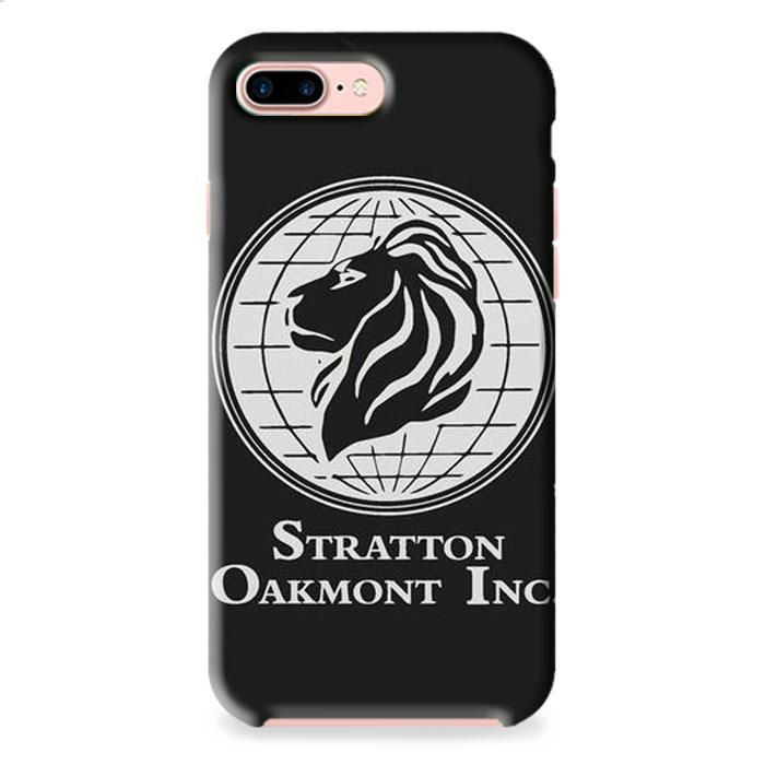 The Wolf Of Wall Street Stratton Oakmont Inc Scorsese iPhone 7 3D Case Dewantary