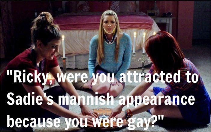 -Tamara ..quotes from Awkward.