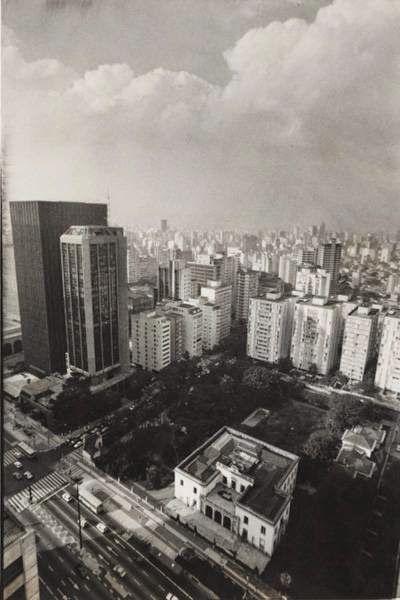 Mansão Matarazzo na Avenida Paulista Ano: s/d Autor: desconhecido