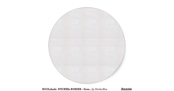KOOLshades  STICKERs BORDER - Greetings Label XMAS