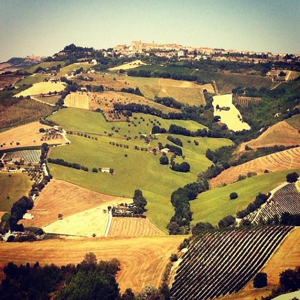 Landscape Ripatransone, Marche. - @robmarijn- #webstagram