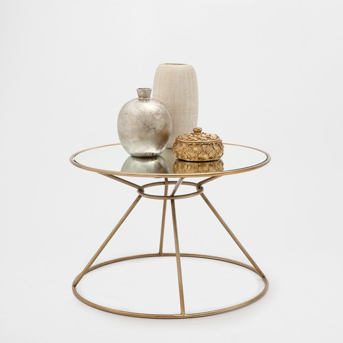 ROUND COFFEE TABLE - Occasional Furniture | Zara Home United Kingdom