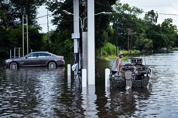 How Climate Change Will Redraw Louisiana's Flood Maps