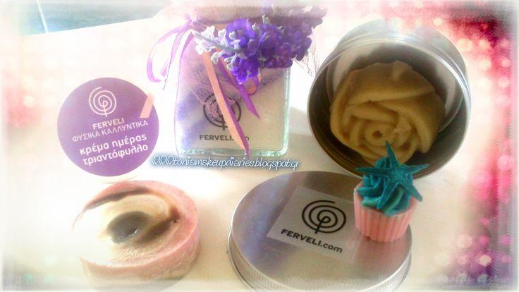 Tonia's BeautyWorld: F.... means Ferveli!