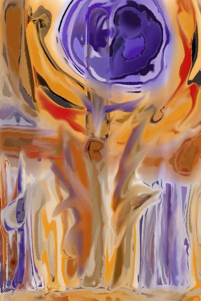JM - iPhone drawing