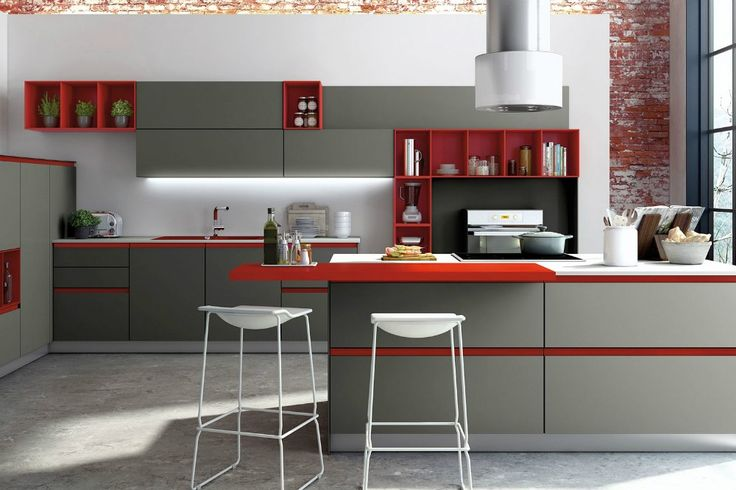 12 best Keuken Inspiratie images on Pinterest   Kitchens, Modern ...