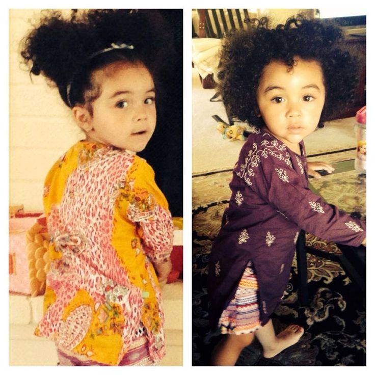 Twins 2 Years Old Irish Italian Haitian Biracial