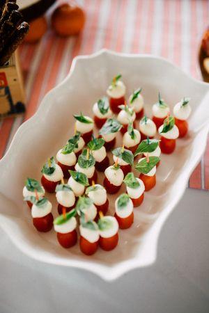 Food Drink Wedding Inspiration