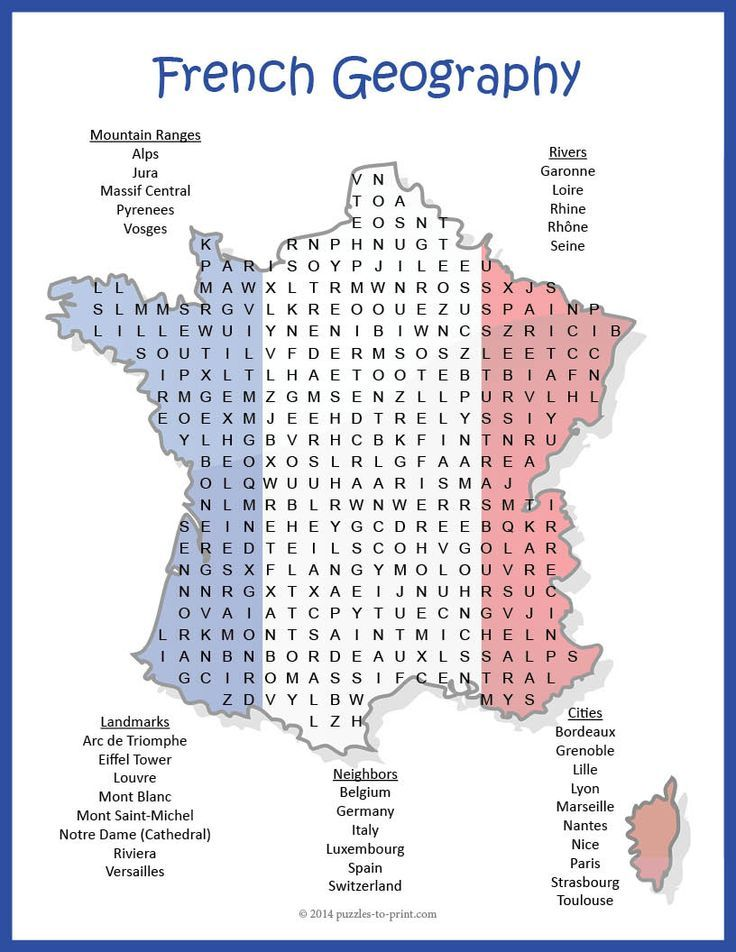 French Word For Wardrobe: 454 Best Geography Fun Activities! Images On Pinterest