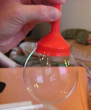nog zeepbellen blazen
