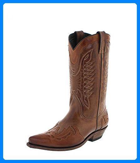 Mayura Boots Stiefel MB017 Braun Cowboystiefel Westernstiefel - Stiefel für frauen (*Partner-Link)