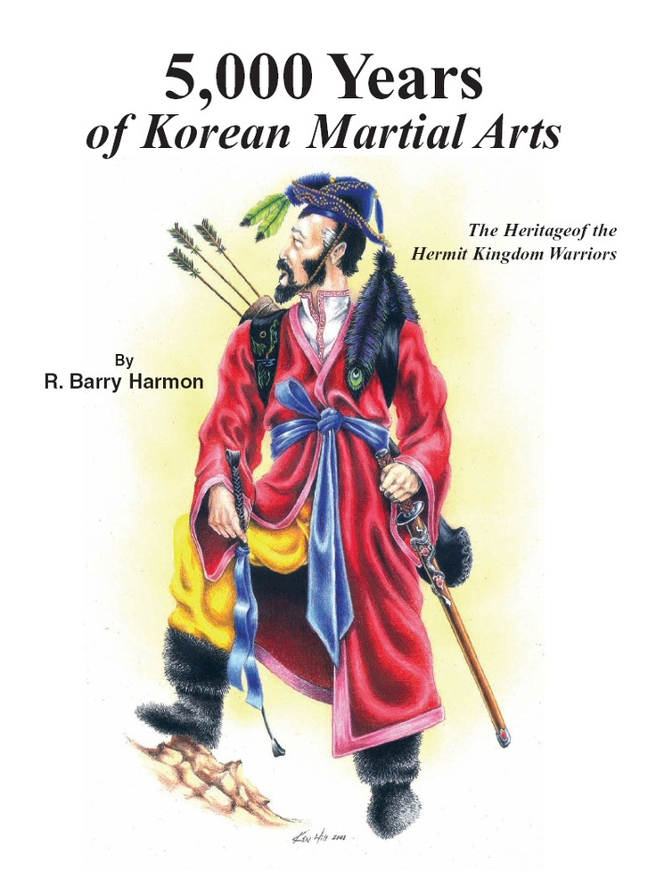 Great book on the history of Korean Martial Arts written by Barry Harmon, an 8th degree master in the traditional Korean martial art, Kuk Sool Won.