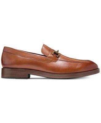 Cole Haan Men's Henry Grand Bit Loafers - Brown 10.5