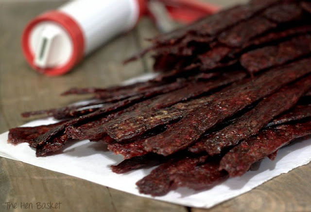 homemade beef jerky in the oven | Food | Pinterest