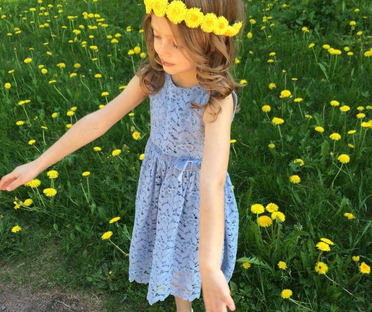 BELLE DES CHAMPS BY EKATARINA PAVAGA   MilK - Le magazine de mode enfant