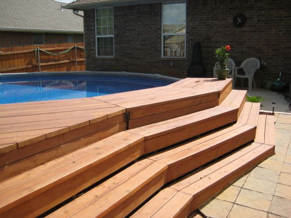 Pictures Of Patios And Decks