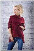 """Стильная рубашка оригинального кроя: продажа, цена в Одессе. блузки и туники женские от """"Интернет-магазин стильной одежды """"x04y"""""""" - 472549474"""