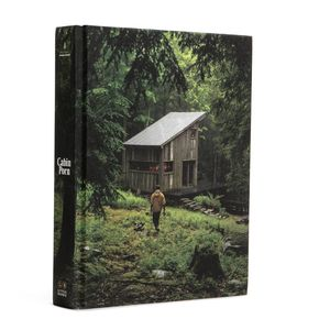 'Cabin Porn' -  Inspiration for your quiet place somewhere. 'What's surprised me about this book is how moving it is. It's sweet to look at beautiful photos of woodsy cabins; it's calming and the pictures are lovely. But the stories about the work behind the cabins – that's the magic.' — Powell's https://cabinporn.squarespace.com/#_=_