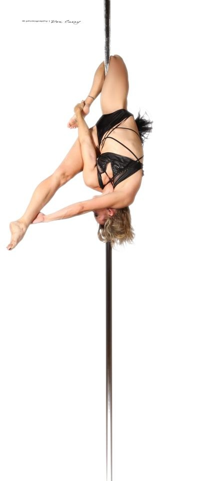 "Pole Picture of the Day: @Patti B B B B B Zikmund ""Spider Monkey"" Photo by Photography