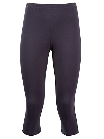 John Lewis Yoga 3/4 Tights charcoal £18
