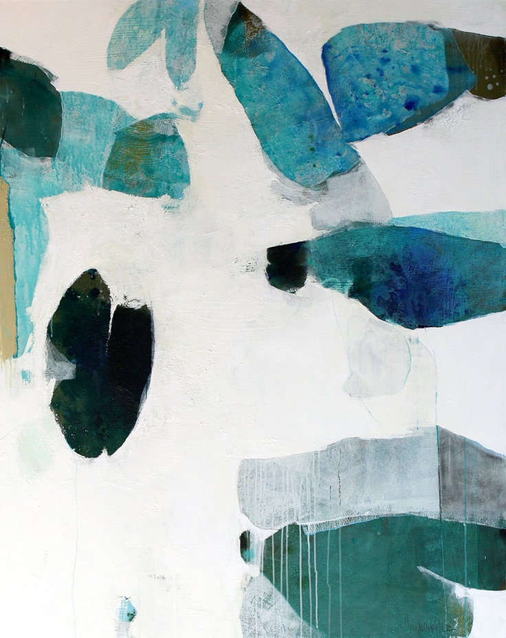 ink, oil, oil crayon, & charcoal on canvas, Meredith Pardue