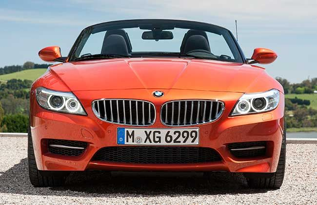 BMW has unveiled Z4