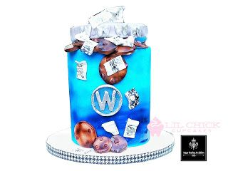 WordPress Cake!