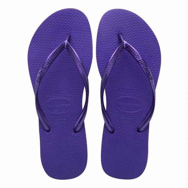 #Havaianas - Slim Ice Violet