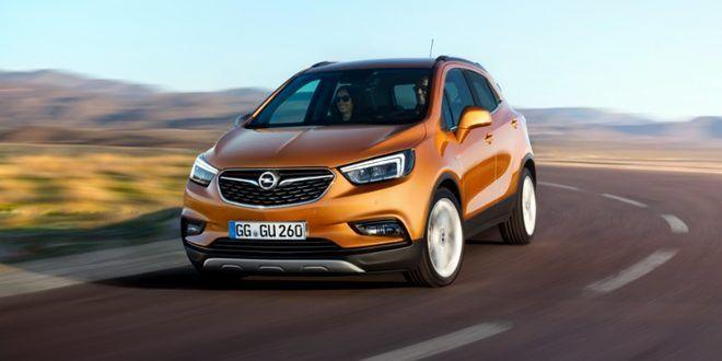 New Opel Mokka X Prepared for 2019