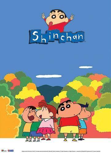 Shinchan- Clg memories