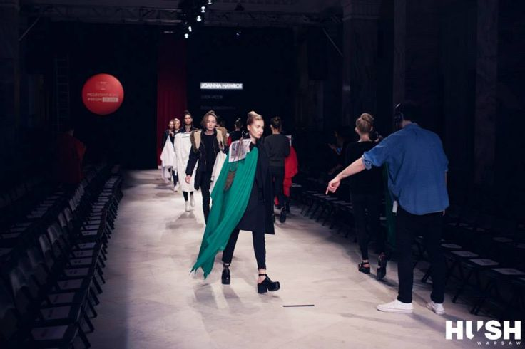 Fashion trade situated in the capital of Poland – HUSH Warsaw #backstage #stylestalker #hushwarsaw #hushselected #begindesire #fashiontrade