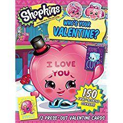 Shopkins Who's Your Valentine?