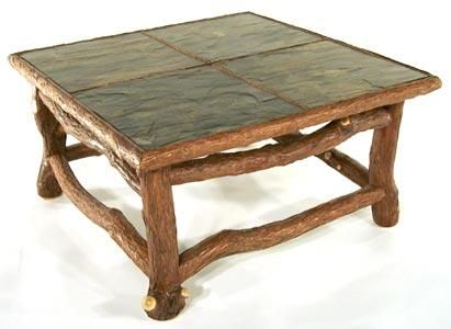 Backwoods Coffee Table | The Bent Tree