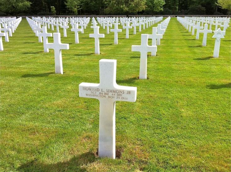 national d-day memorial dedication