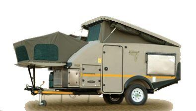 Echo Off Road Camper