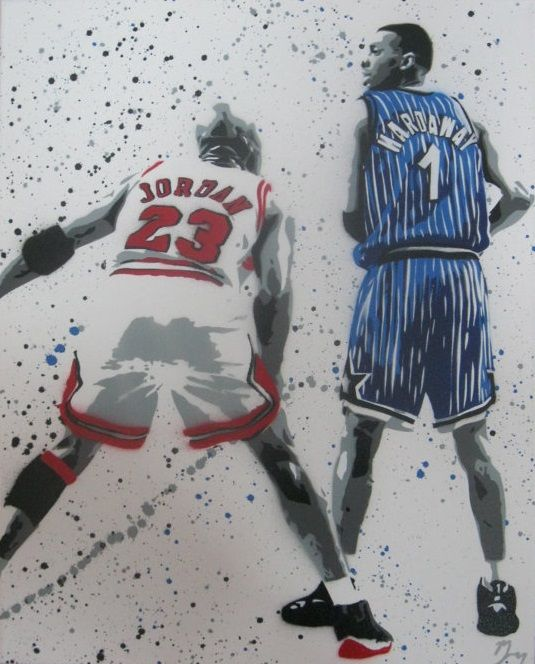 Penny Hardaway Vs Michael Jordan